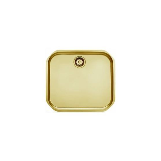 Мойка Alveus Vintage Variant 80 бронза (421х376 мм)